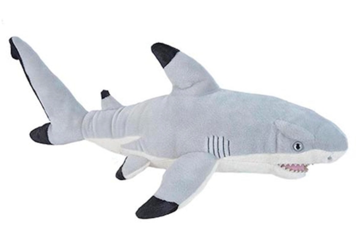 Blacktip Shark Stuffed Animal