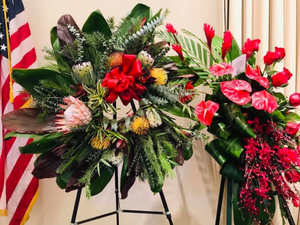 Funeral Celebration of Life Wreaths