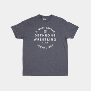 Dethrone, ALWAYS EARNED - Arctic Heather