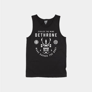 Dethrone, CIVILIZE TANK