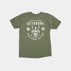 Dethrone, CIVILIZE