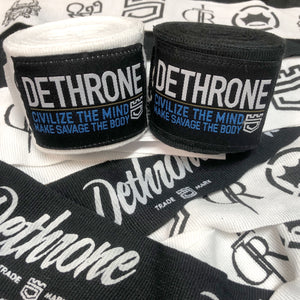 Dethrone, HAND WRAPS