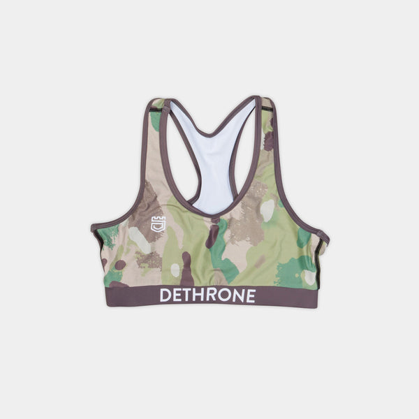 Dethrone, SPORTS BRA