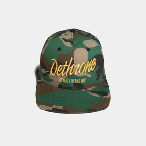 Dethrone, BRAND INC. SNAPBACK