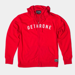 DETHRONE ZIP-UP