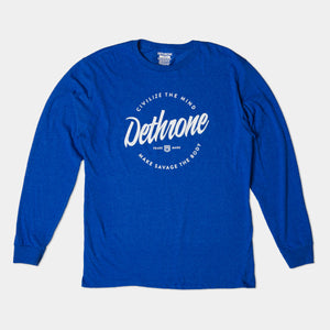 Dethrone, BRANDED 2.0 LONG SLEEVE