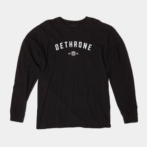 Dethrone, LOGO LONG SLEEVE