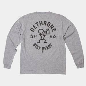Dethrone, ORIGINAL READY LONG SLEEVE