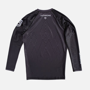 DETHRONE - LONG SLEEVE RASH GUARD