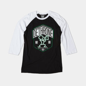 Dethrone, READY BANNER RAGLAN