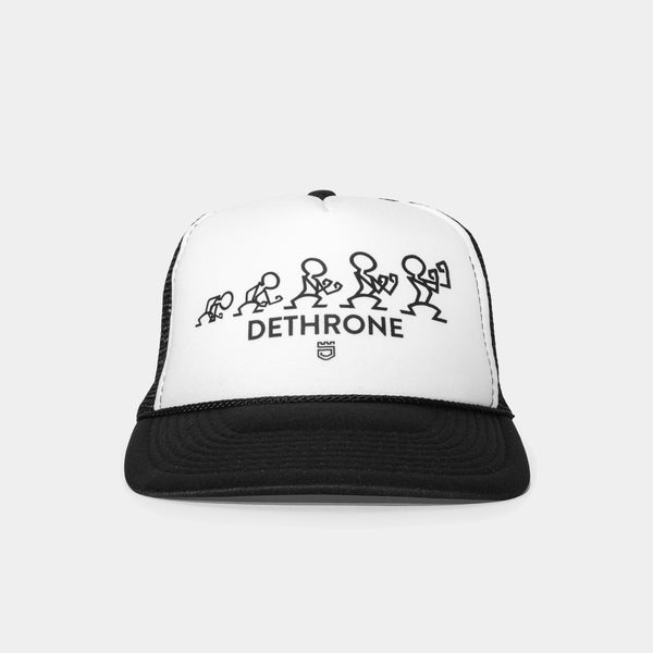 Dethrone, EVOLUTION TRUCKER
