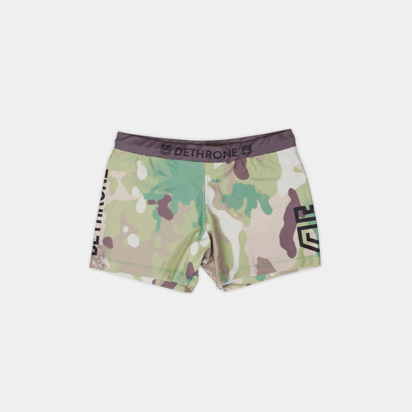 Dethrone, VALE TUDOS - CAMO - SHORT