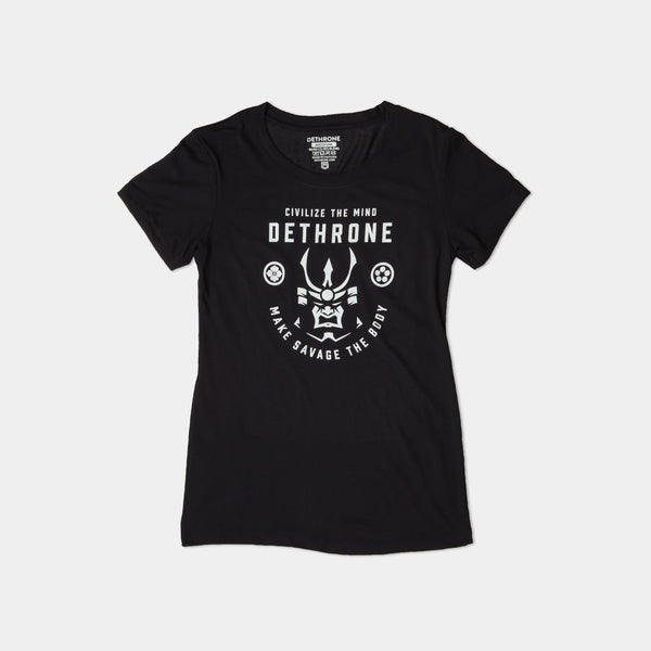Dethrone, CIVILIZE TEE - Women's
