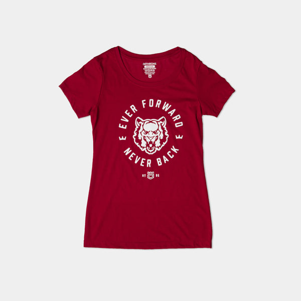 Dethrone, EVER FORWARD TEE - Women's