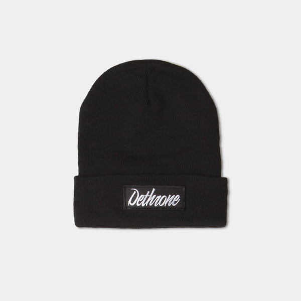 Dethrone, BRANDED BEANIE