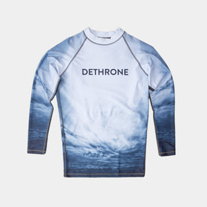 Dethrone, THE STORM - LONG SLEEVE RASH GUARD