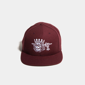 Dethrone, SKULL KING SNAPBACK