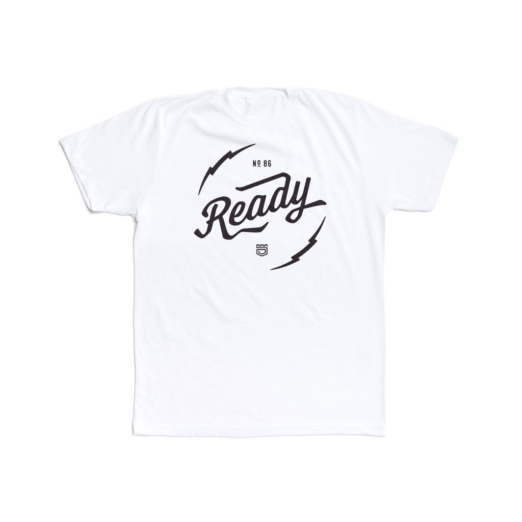 Dethrone, READY - White