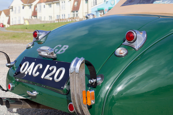 Multi Award Winning XK 120 OTS Replica SOLD