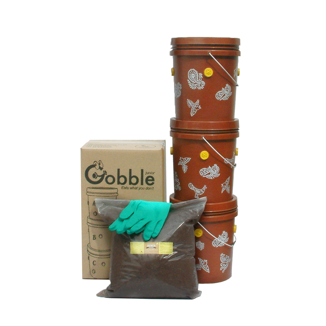 Patio Composter-Gobble Senior