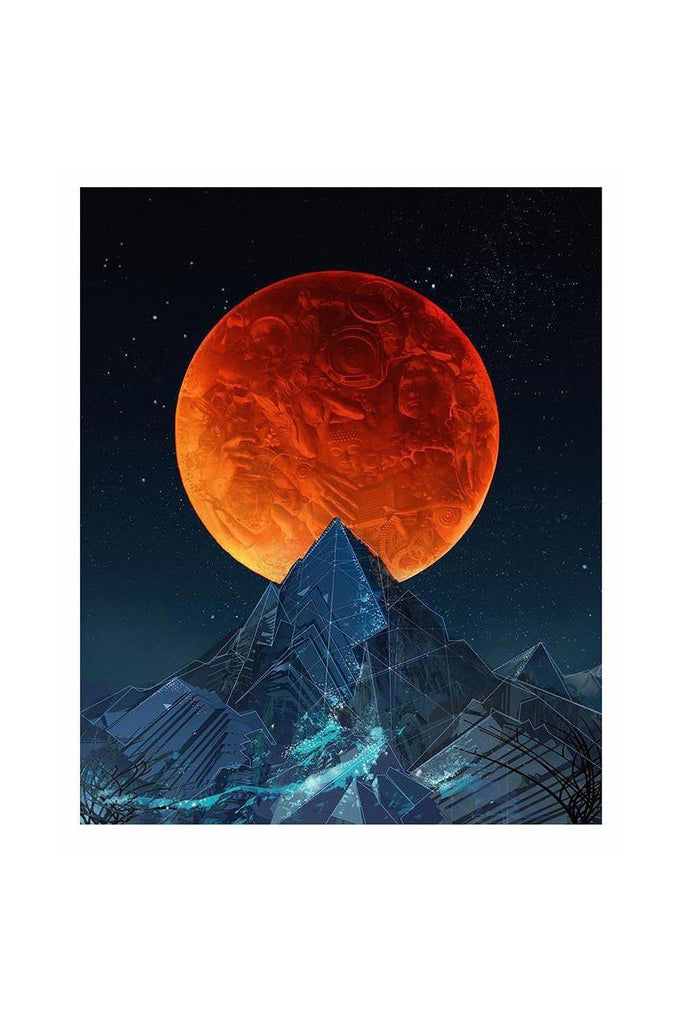 BLOOD MOON- SOLD OUT