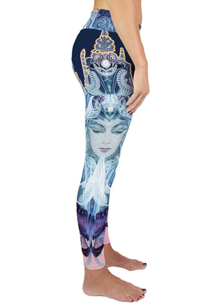 QUANTUM YIN ACTIVE LEGGINGS