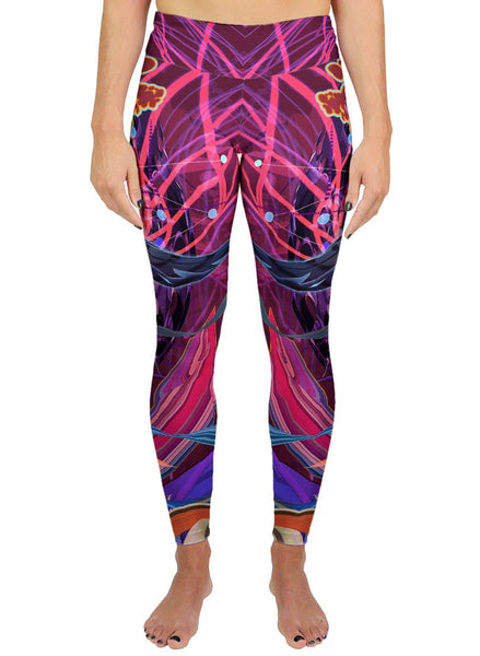 BRAVE NEW VR WORLD ACTIVE LEGGINGS