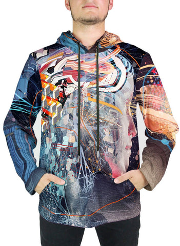 LIGHT FIELD RENDERING MEN'S HOODIE