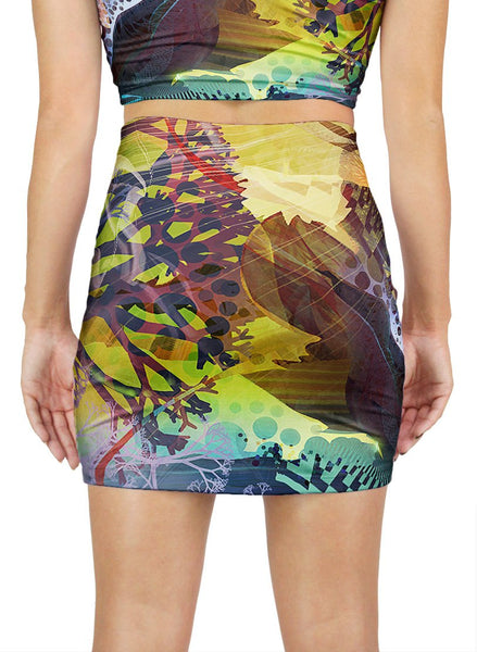 Critical Dream Mini Skirt