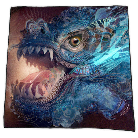 WATER DRAGON BANDANA
