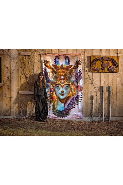 DHARMA DRAGON TAPESTRY