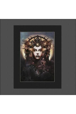 GODDESS OF DUST • Matted Print