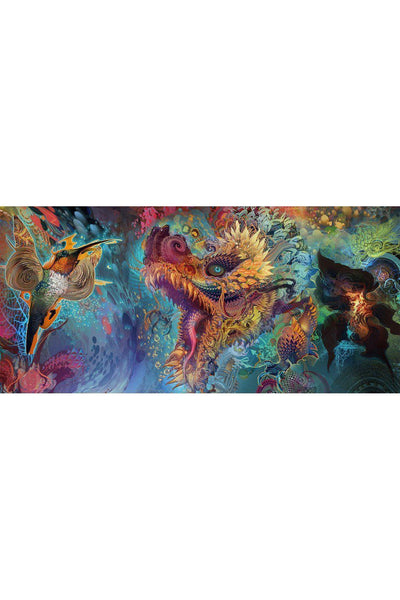 Humming Dragon Deluxe Venus Mat