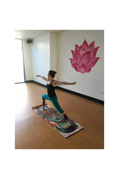 Dharma Dragon Yoga Mat