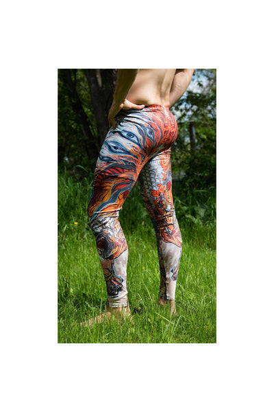Swallowtail Meggings