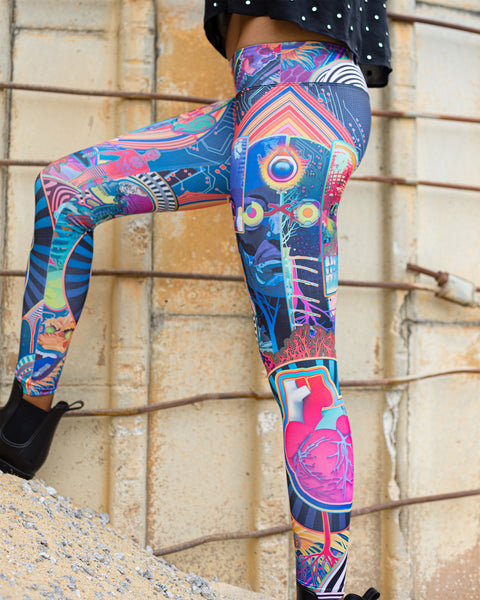 I ROBOT ACTIVE LEGGINGS