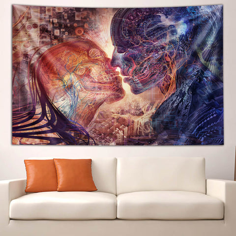 ELECTRIC LOVE TAPESTRY