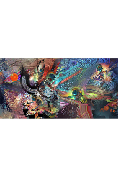 STS9 -Alpha Canvas Sale