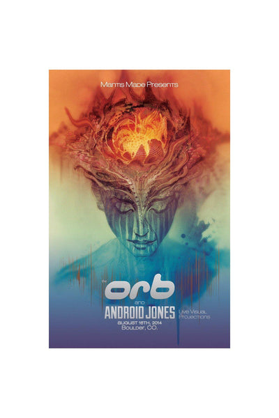 BRAIN WAVES • The Orb & Android Jones