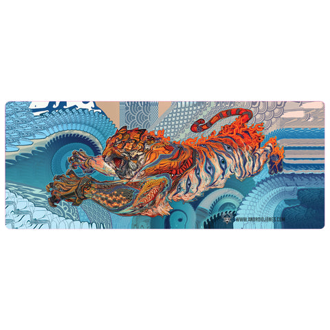 Android Stickers : Tiger Swallow Tail & Union