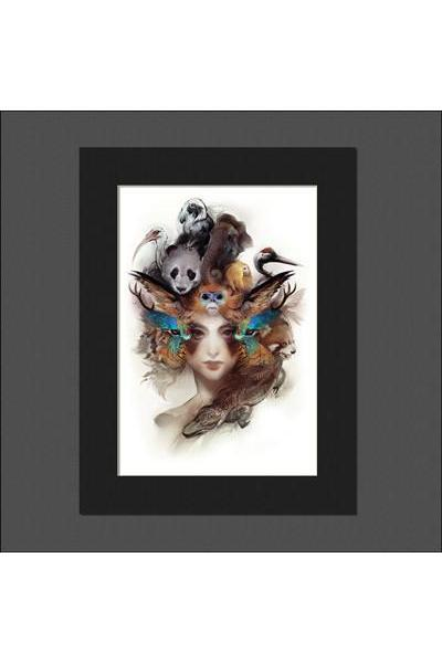 WILDLIFE • Matted Print