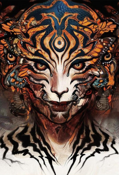 Tigris Limited Edition Android Jones