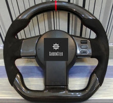 Load image into Gallery viewer, Nissan 350Z Carbon Fiber Steering Wheel