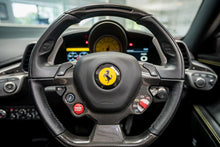Load image into Gallery viewer, Ferrari 458 Carbon Fiber Steering Wheel