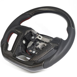 2013-2017 Honda Accord Carbon Fiber Steering Wheel
