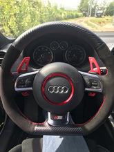 Load image into Gallery viewer, Audi Aluminium Paddle Shift Extensions (Style A)