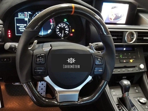 Lexus RC Carbon Fiber Steering Wheel