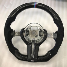 Load image into Gallery viewer, 2013-2019 BMW F3X 3/4 Series M-Sport Carbon Fiber Steering Wheel