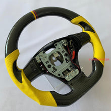 Load image into Gallery viewer, Chevrolet C6 Corvette Carbon Fiber Steering Wheel
