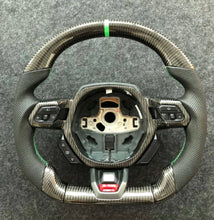 Load image into Gallery viewer, Lamborghini Huracan Carbon Fiber Steering Wheel